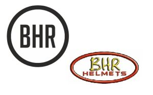 Bhr logo new and old